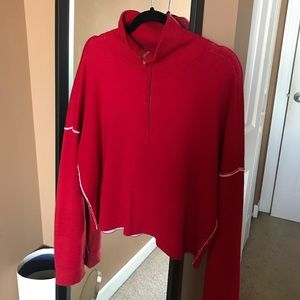 Urban Outfitters Half Zip Jacket